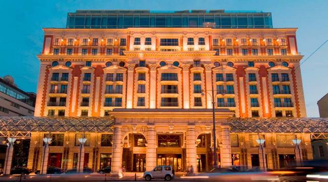 Ritz-Carlton в Москве