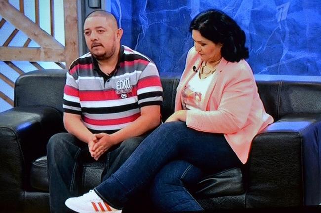 Майра Росалес похудела на 408 кг