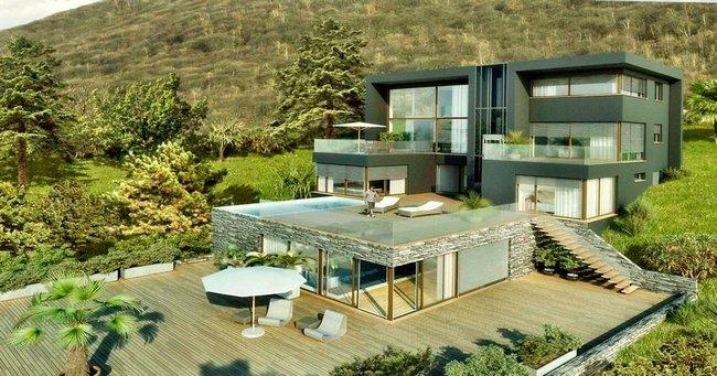 Самый дорогой в мире дом стоит 12,5 миллиардов долларов
