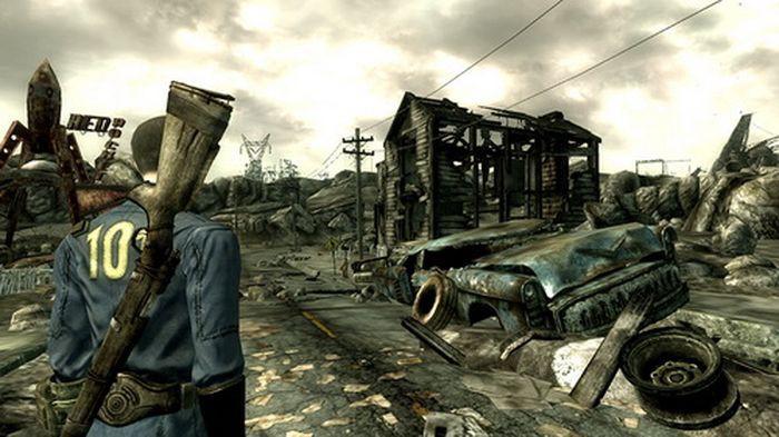 видеоигра Fallout 3