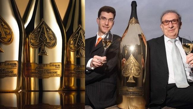 Armand de Brignac Midas - 200 000 долларов