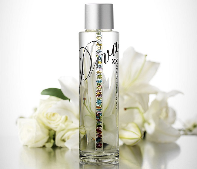 Diva Vodka - 1 000 000 долларов