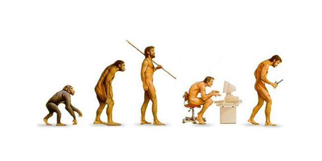 Эволюция – это только лишь прогресс