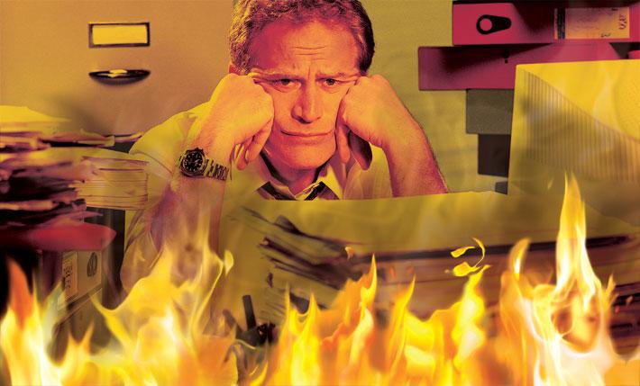 Кто подвержен синдрому выгорания?