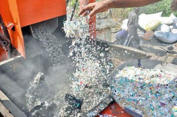 Прекрасный источник утилизации мусора