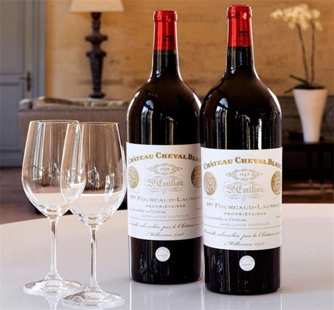 Шато Шеваль Блан, Chateau Cheval Blanc