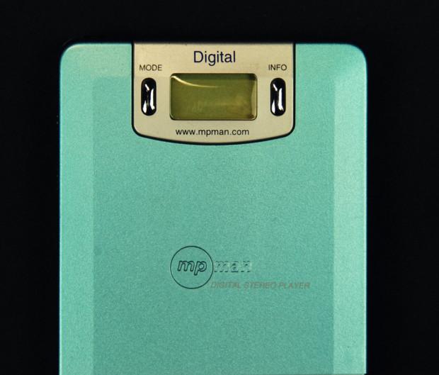 Цифровой mp3-плеер
