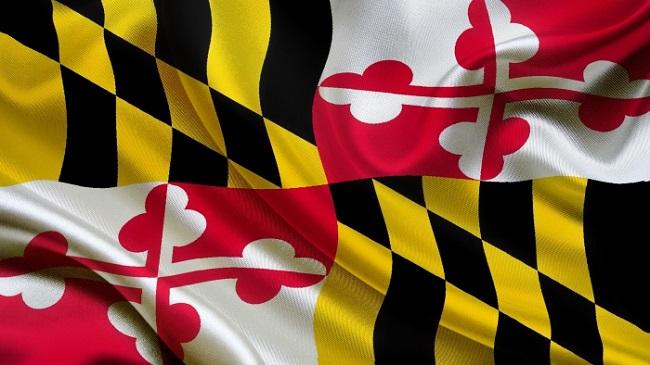 Знамя штата Мэриленд