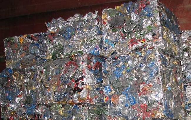 Самый распространенный металл алюминий
