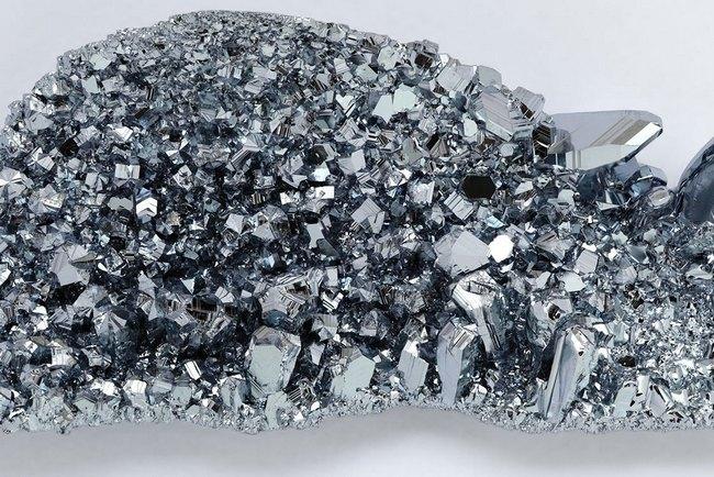 Самый тяжелый металл осмий