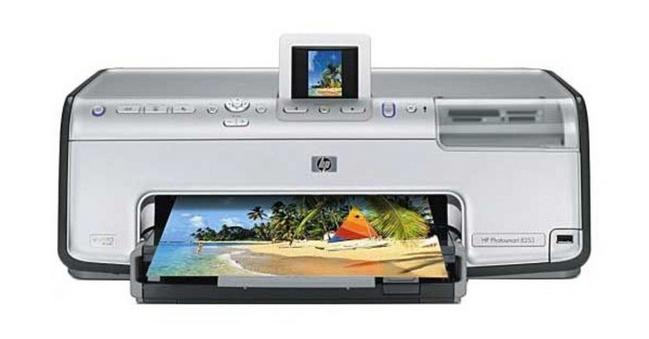 HP PhotoSmart 8253