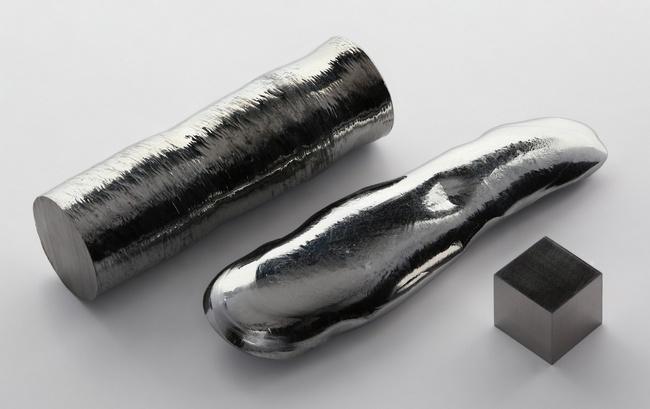 Самый редкий металл - рений