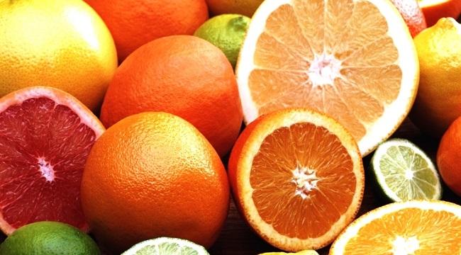 Апельсины, лимоны, грейпфруты