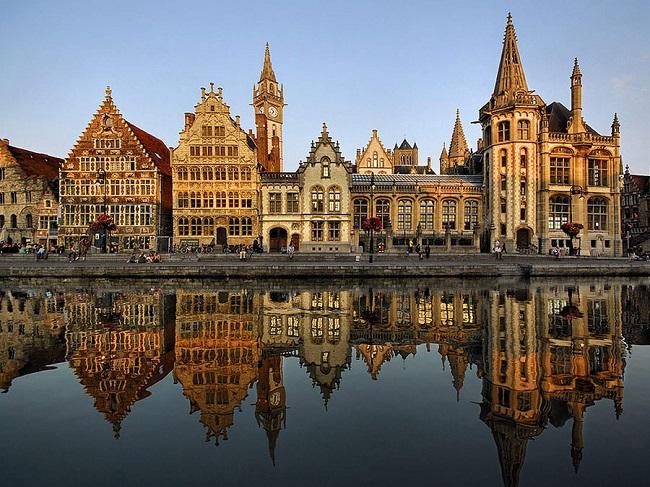Бельгия – около 35 долларов ежемесячно