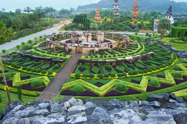 Ботанический сад Нонг-Нуч
