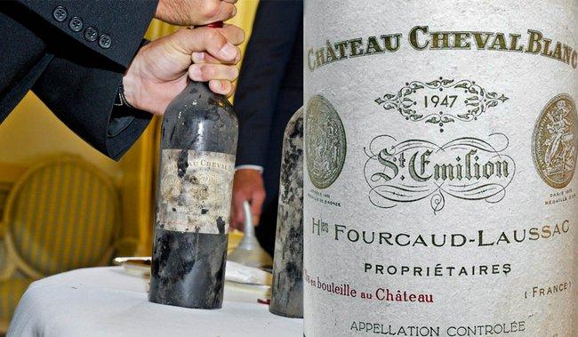 Cheval Blanc (ур.1947г., Франция)