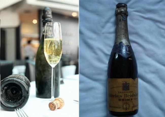 Heidsieck&Co.Monopole Champagne (ур.1907г., Франция)