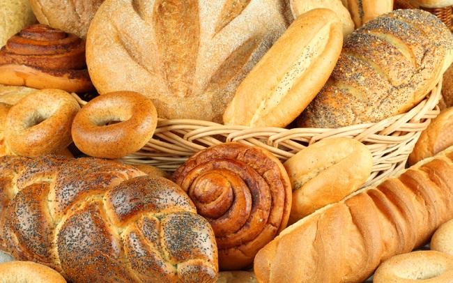 Хлеб и другие мучные изделия