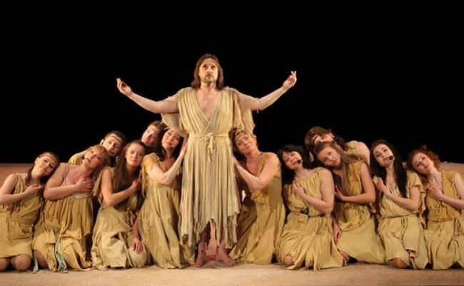 «Jesus Christ Superstar», 1972 года