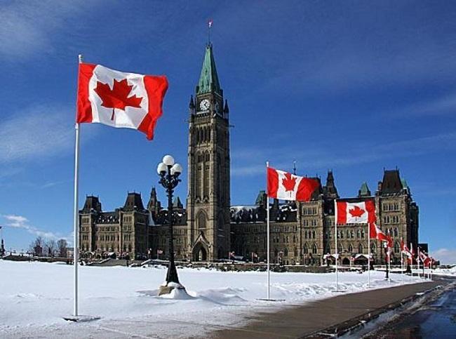 Канада – около 55 долларов ежемесячно