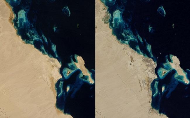 Коралловые рифы Египта