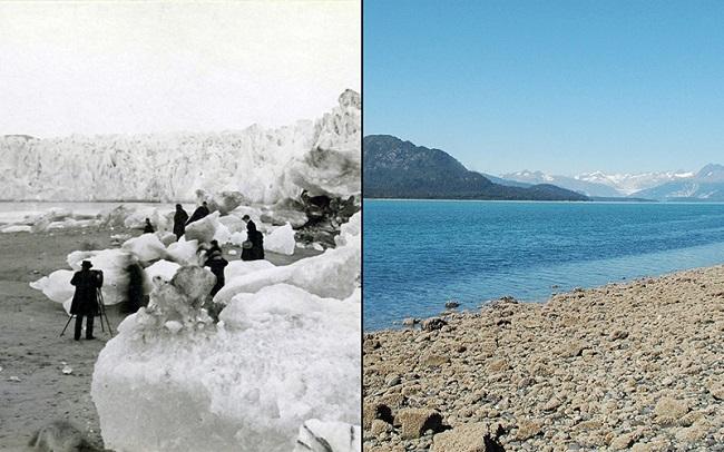 Ледник Мьюра на Аляске
