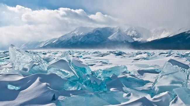 Ледяные шатры