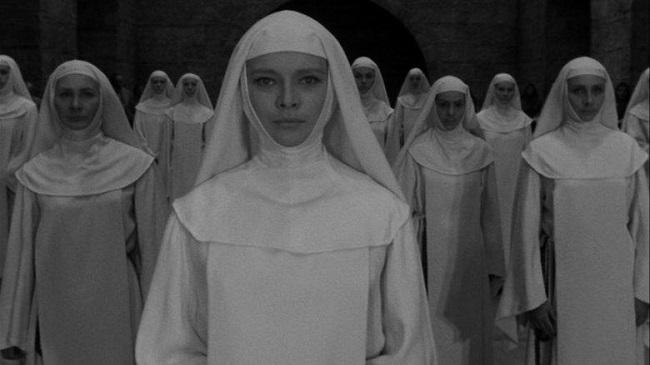 «Мать Иоанна от ангелов», 1961 года