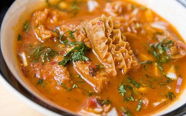 Менудо, блюдо мексиканской кухни
