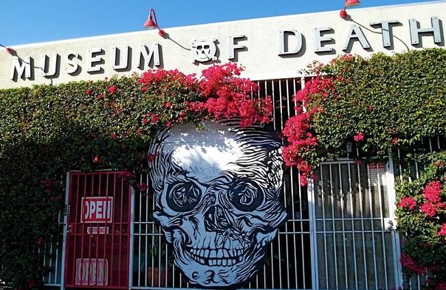Музей Смерти (Museum of Death) в Голливуде