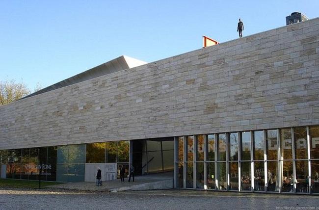 Нашумевшая кража в Музее Кюнстхал в Роттердаме