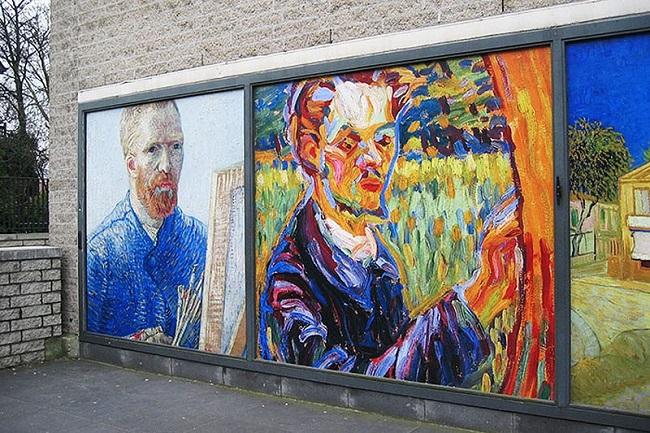 Невосполнимая потеря в Музее Ван Гога в Амстердаме