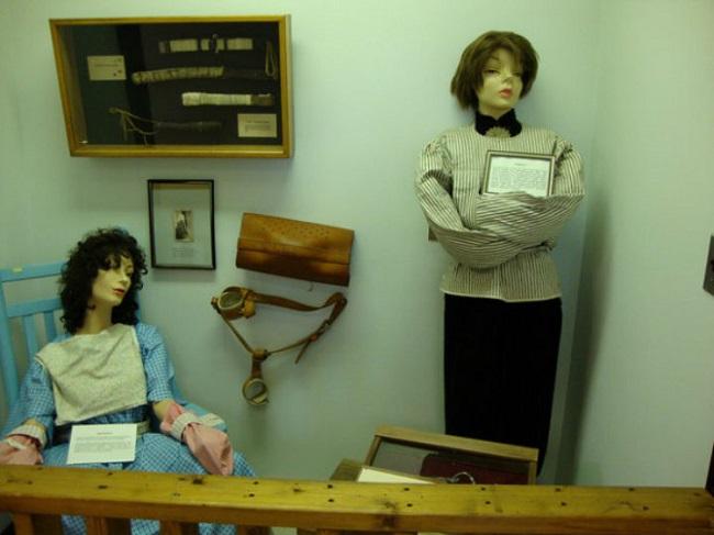 Психиатрический музей Глор в штате Миссури