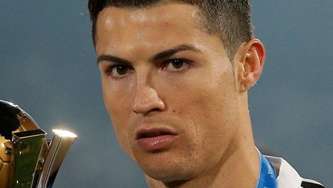 Самый дорогой футболист в мире – Криштиану Роналду