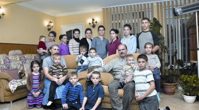 Семья Намени