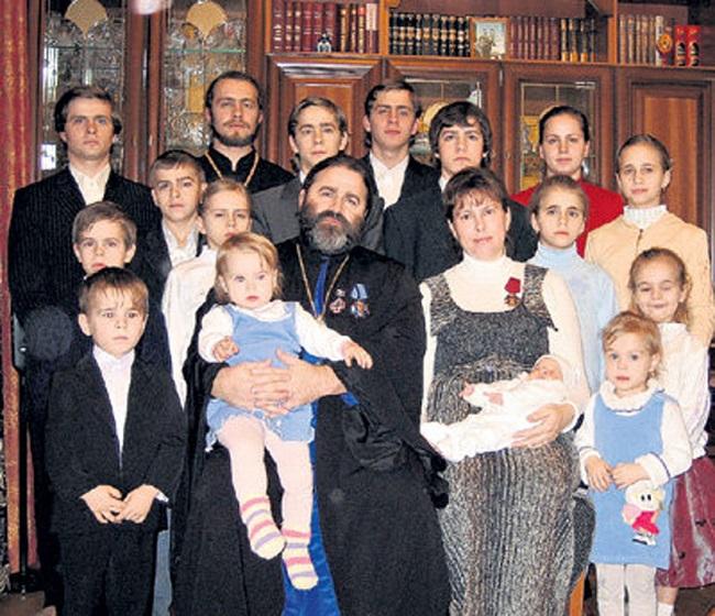 Семья Осяки
