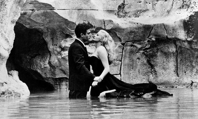 Итальянская картина «La Dolce vita», 1960 года