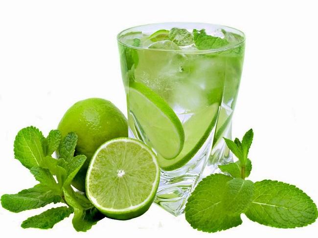 Сок лимона или лайма