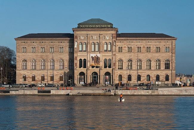 Увлекательное ограбление в Национальном музее Швеции