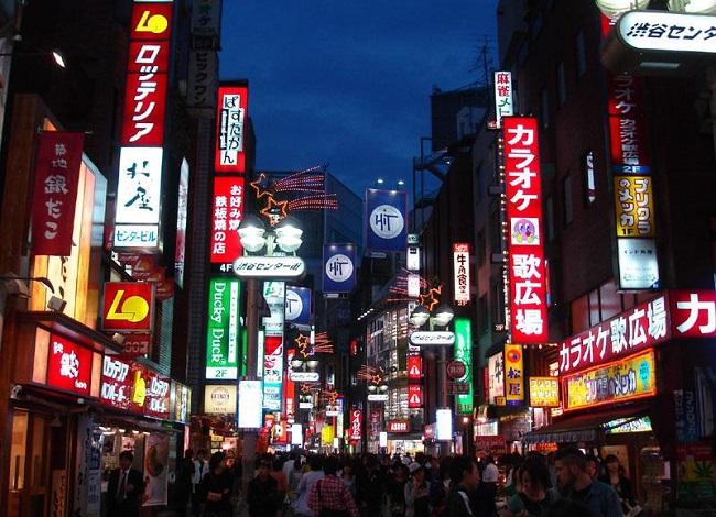 Япония – 54 доллара ежемесячно