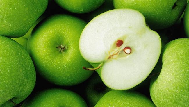 Самый полезный фрукт - яблоко