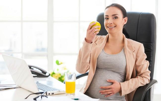 Беременная женщина должна тщательно следить за своим здоровьем