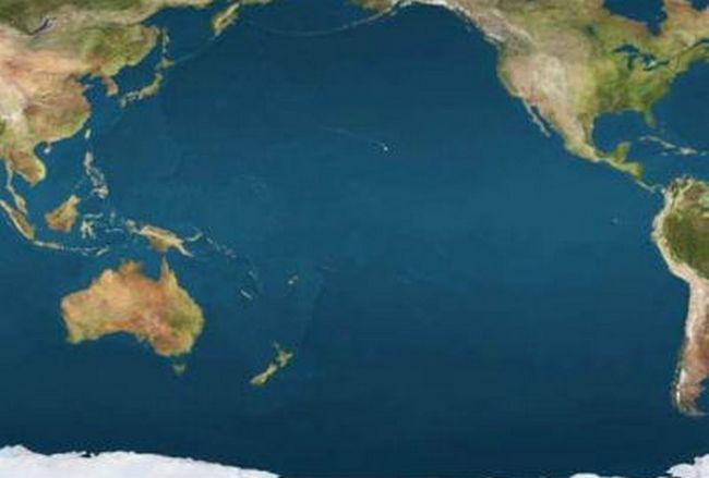 Самый глубокий океан в мире - Тихий океан