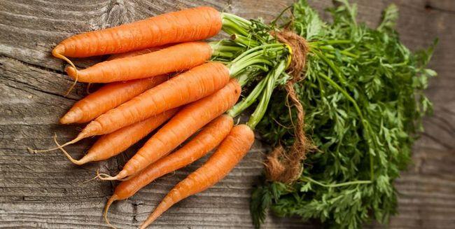 Морковь полезна при ожирении