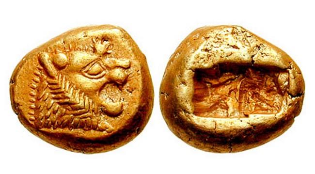 Самая старая монета в мире – это статир