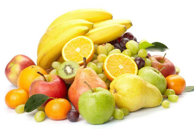 В число полезных фруктов входят бананы, киви, авокадо, гранат
