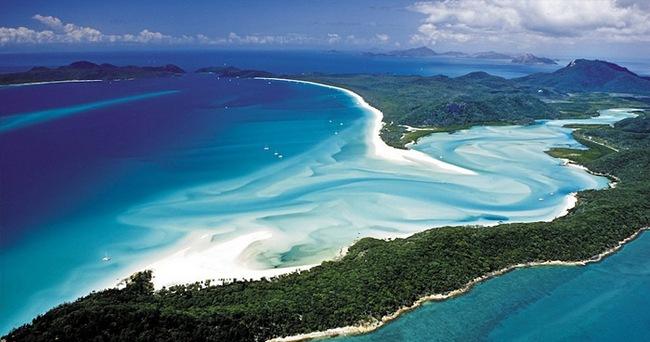 Тихий океан - самый большой океан в мире