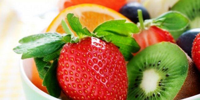 В список низкокалорийных продуктов входят ягоды