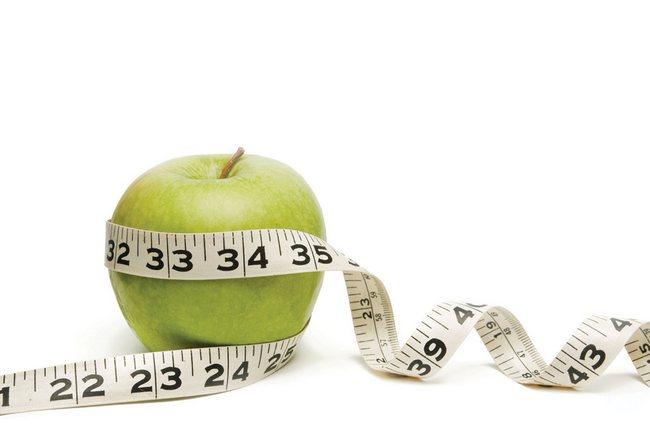 Яблоко - самый лучший фрукт для людей, сидящих на диете