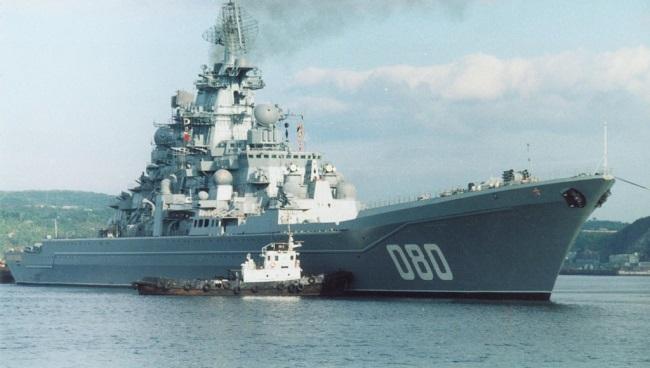 АРК «Адмирал Нахимов»